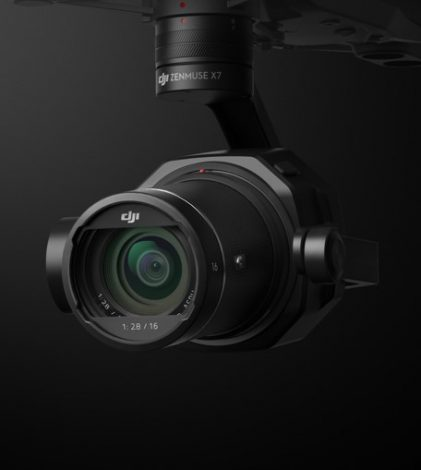 DJI Zenmuse X7 Kamera