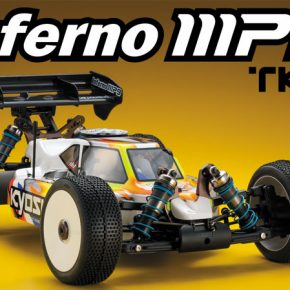 Kyosho Inferno MP9 TKI4 Racing Buggy Kit 1/ 8