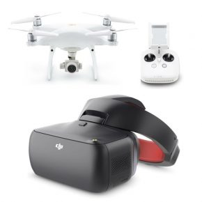 DJI Phantom 4 Pro V2.0 sa DJI Goggles RE