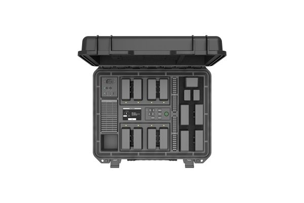 DJI Inspire 2 Stanica za baterije