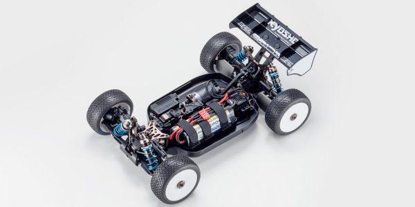 INFERNO MP9e TKI4 1/8 4WD Buggy KIT