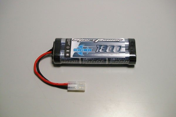NiMh Baterija Orion 7,2V 1800mAh